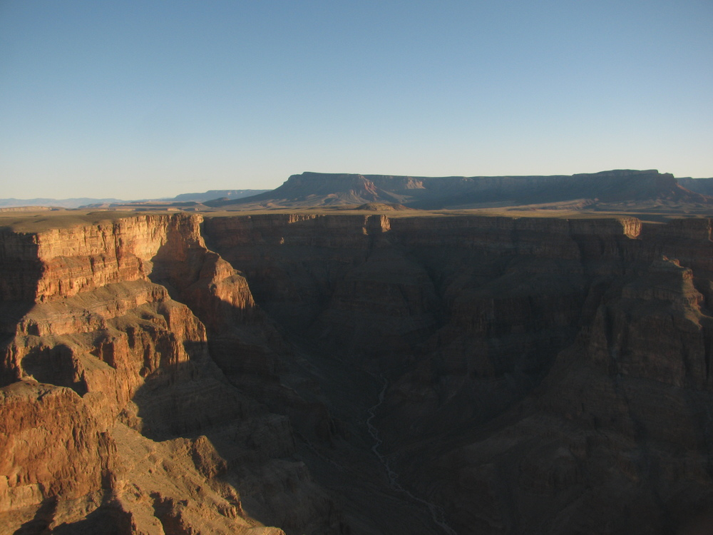 Rim Of The Grand Canyon