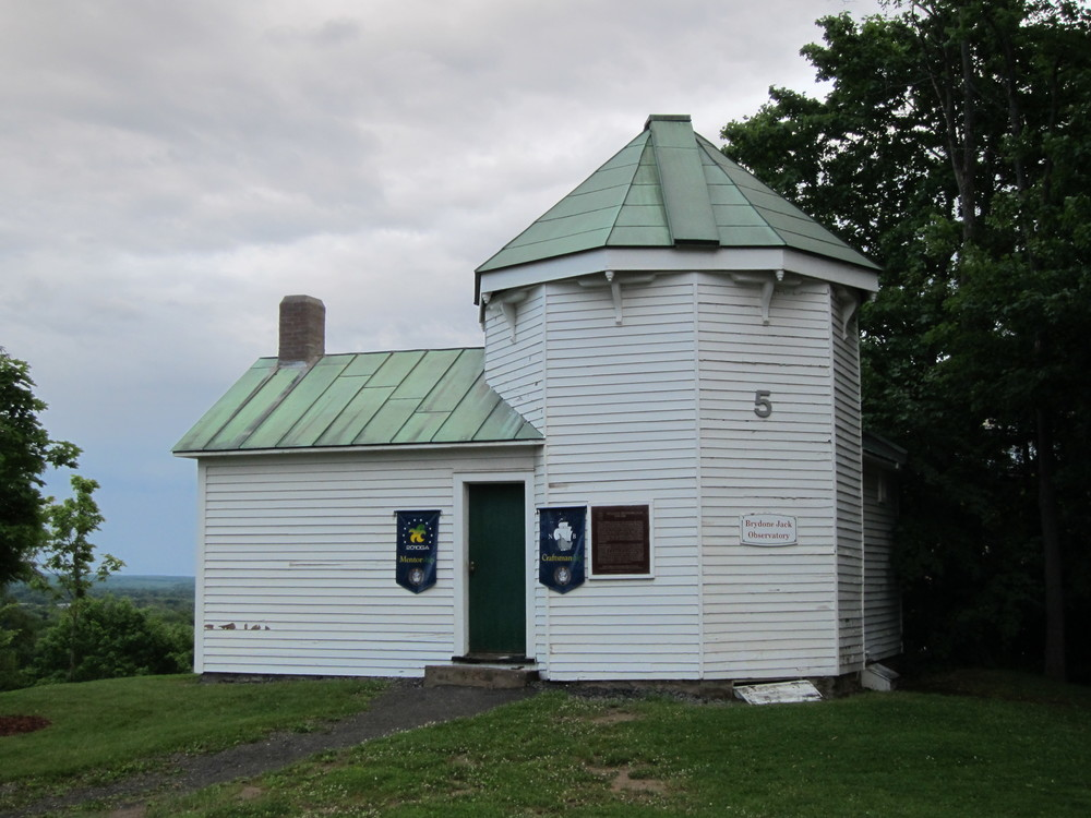 William Brydon Jack Observatory
