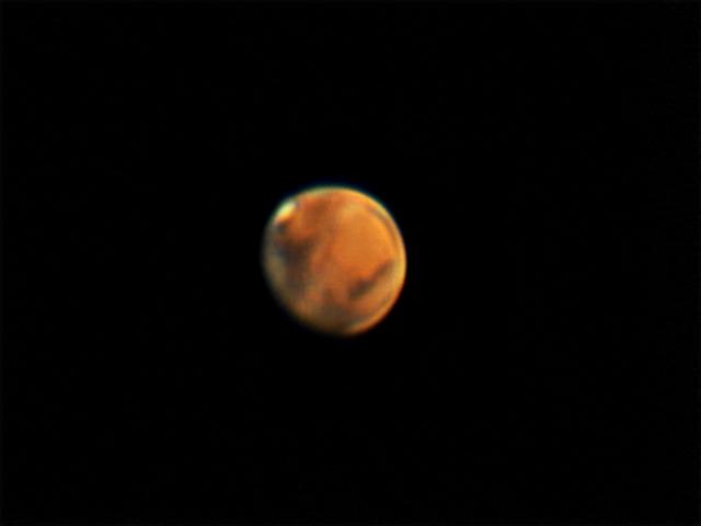Mars. Click....