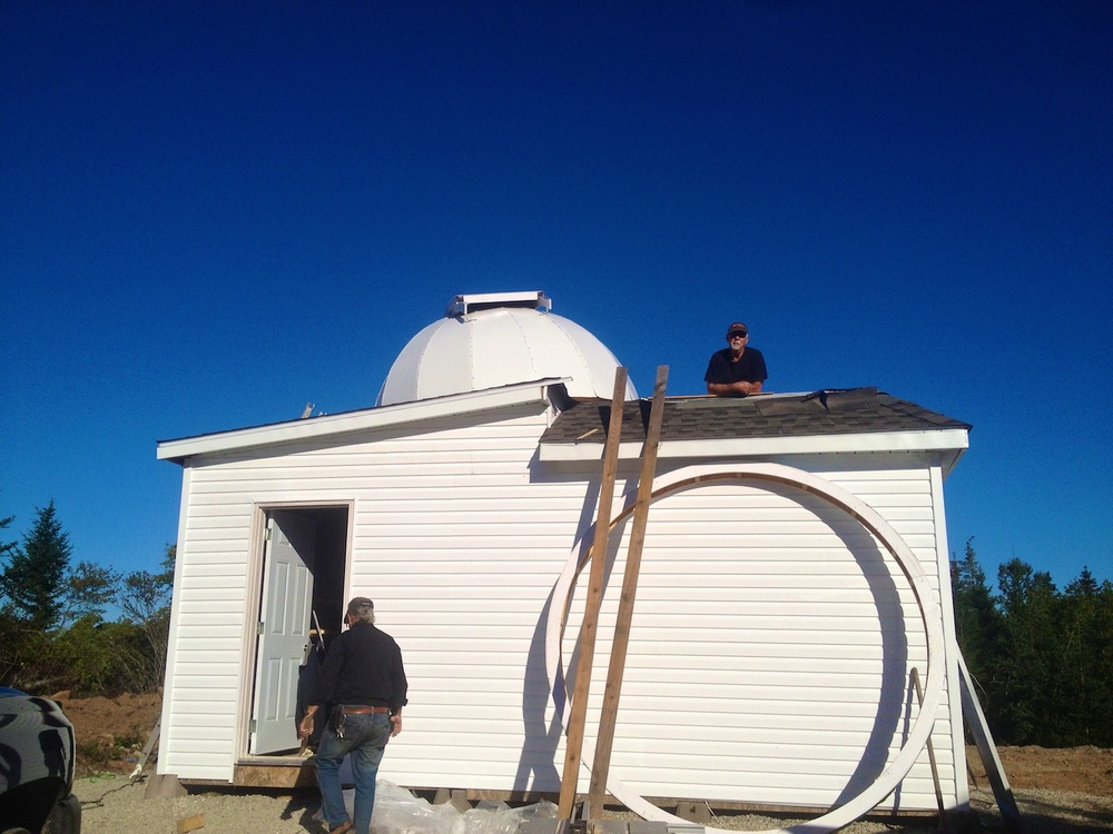 Dome and Ring Removal