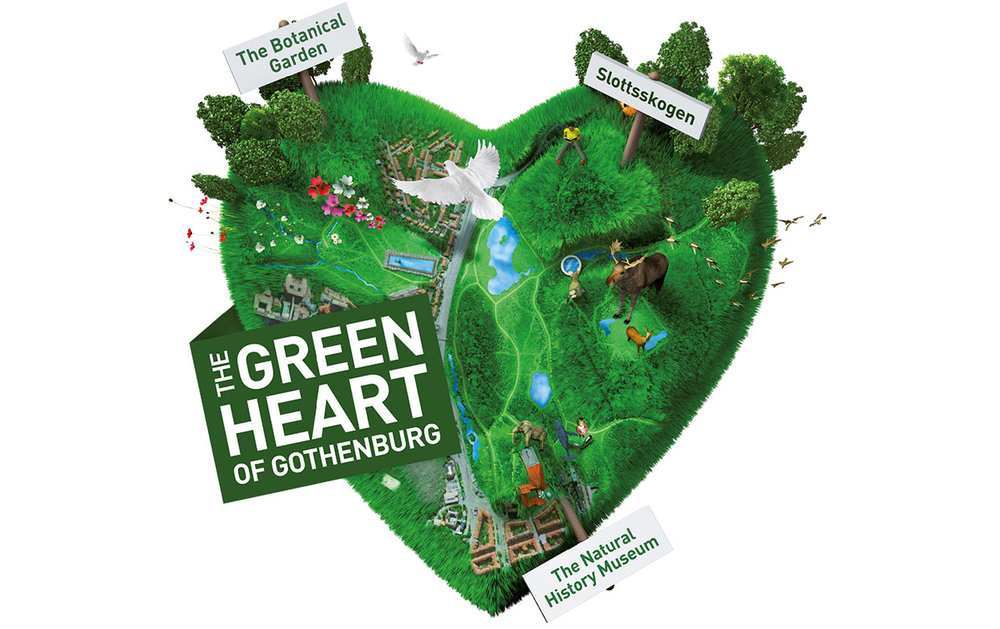 The Green Heart of Gothenburg