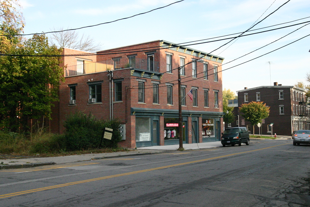 544 Main Street Apartment Building    Beacon, NY