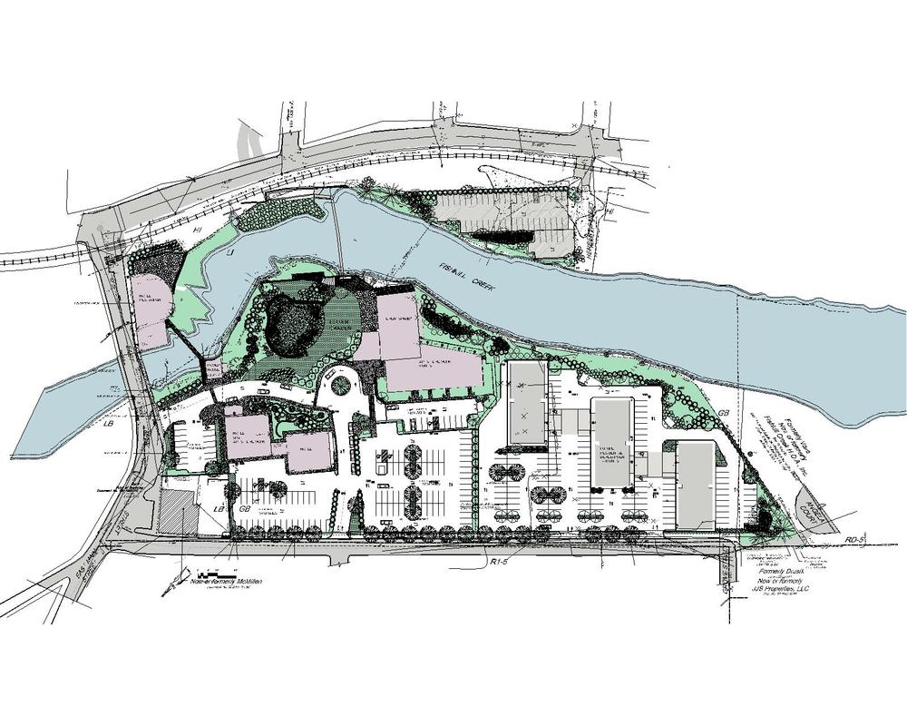 Roundhouse Master Plan    Beacon, NY
