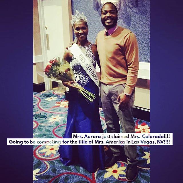 👑 💃💬🥇Congratulations to the winner!! 📷 Aurora's Sylvia Fuller takes home a huge title for #Denver.. . . . . #usoamisscolorado #MrsColorado2019 #seeyouinVegas #shetakesbetterpicsthanme #Strength #Poise #Confidence