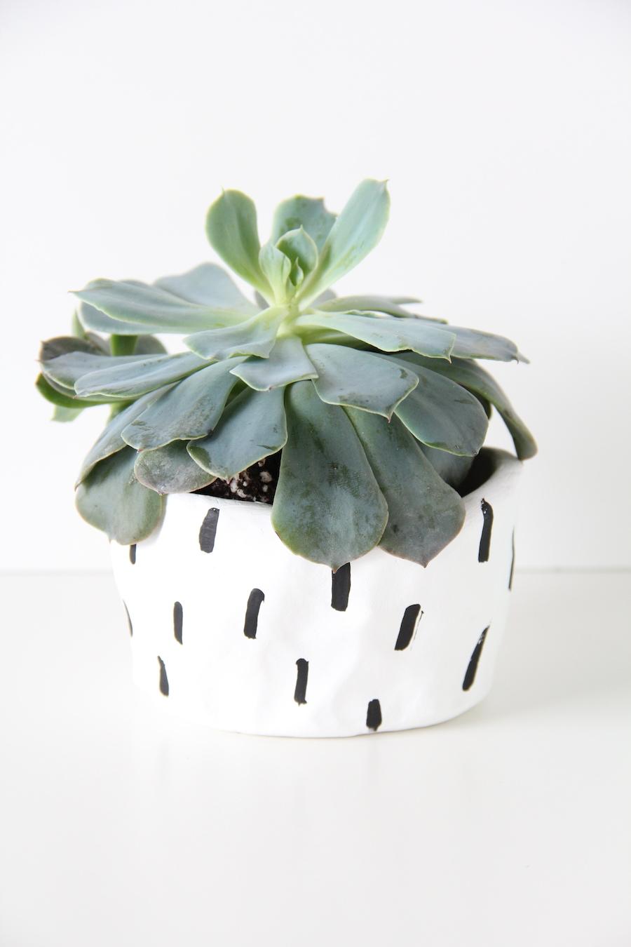 Pinch pot DIY
