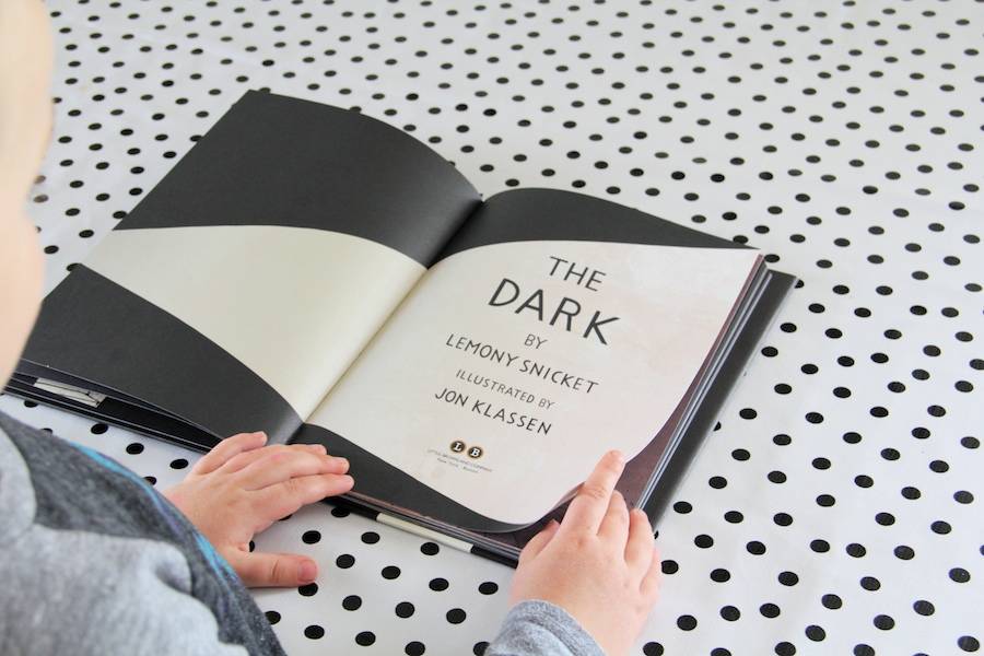 Awesome kids book - The Dark
