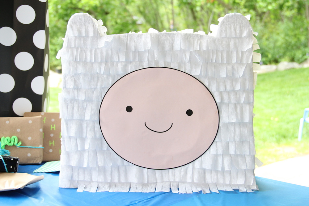 Adventure Time Piñata