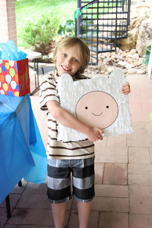 Finn piñata