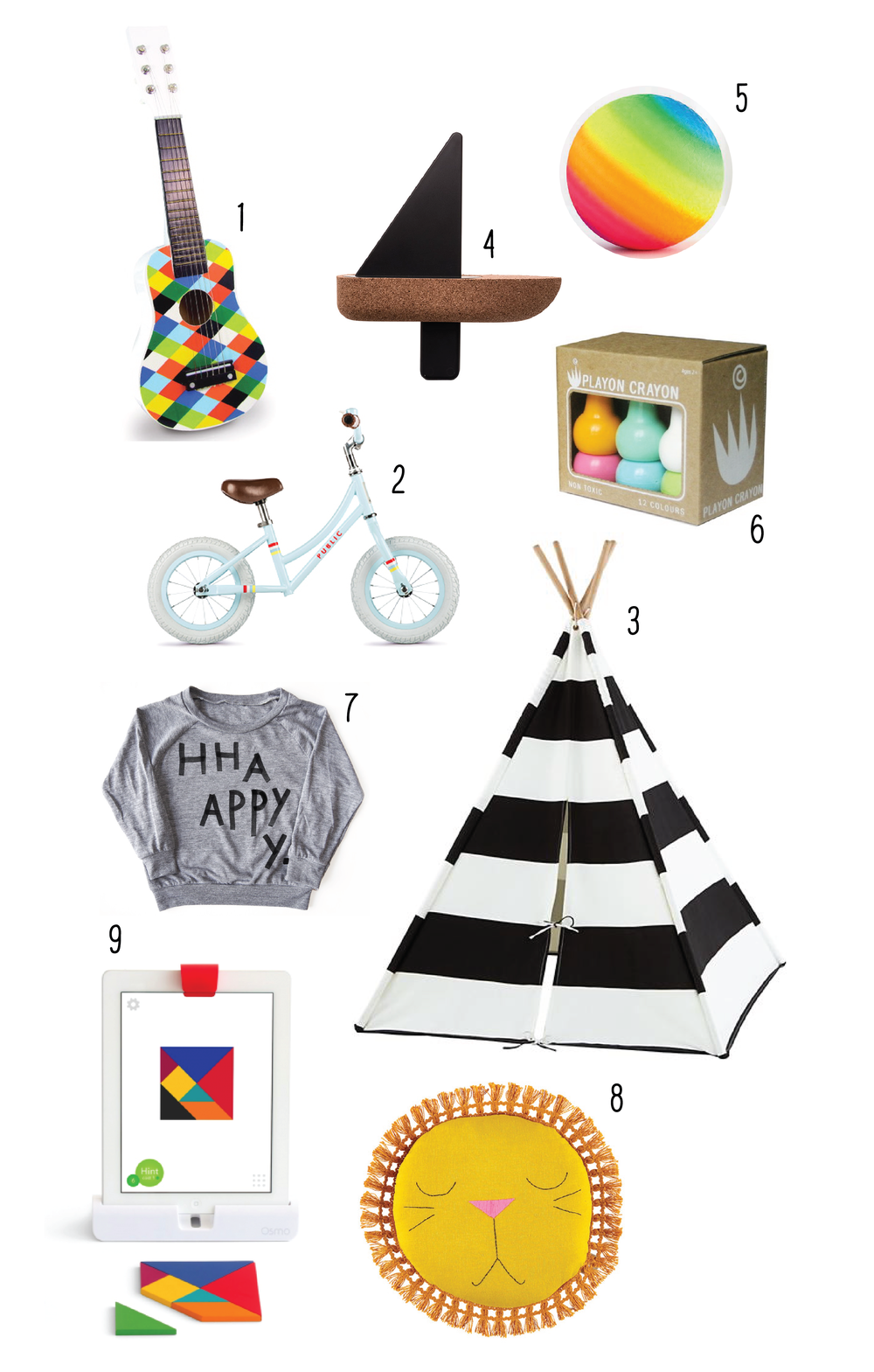 Gift ideas for littles on And We Play!