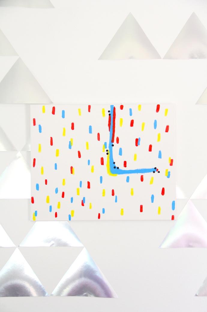 DIY kids abstract art   And We Play