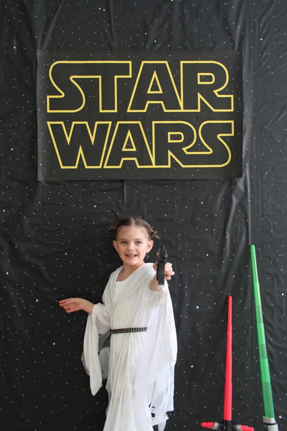 Easy and fun Star Wars birthday party for kids | And We Play