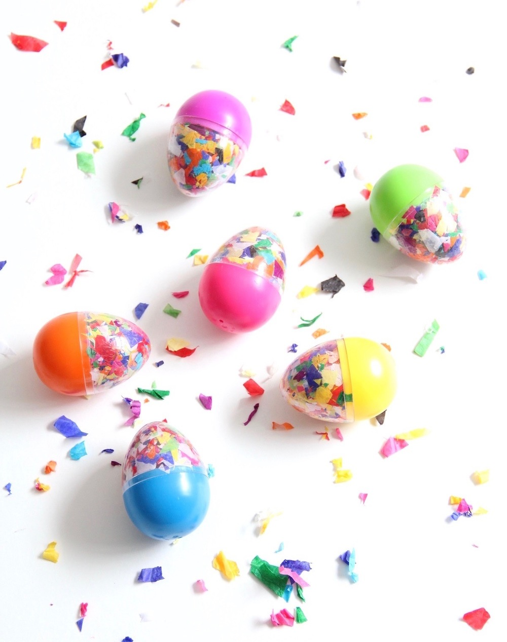 DIY confetti eggs! | And We Play