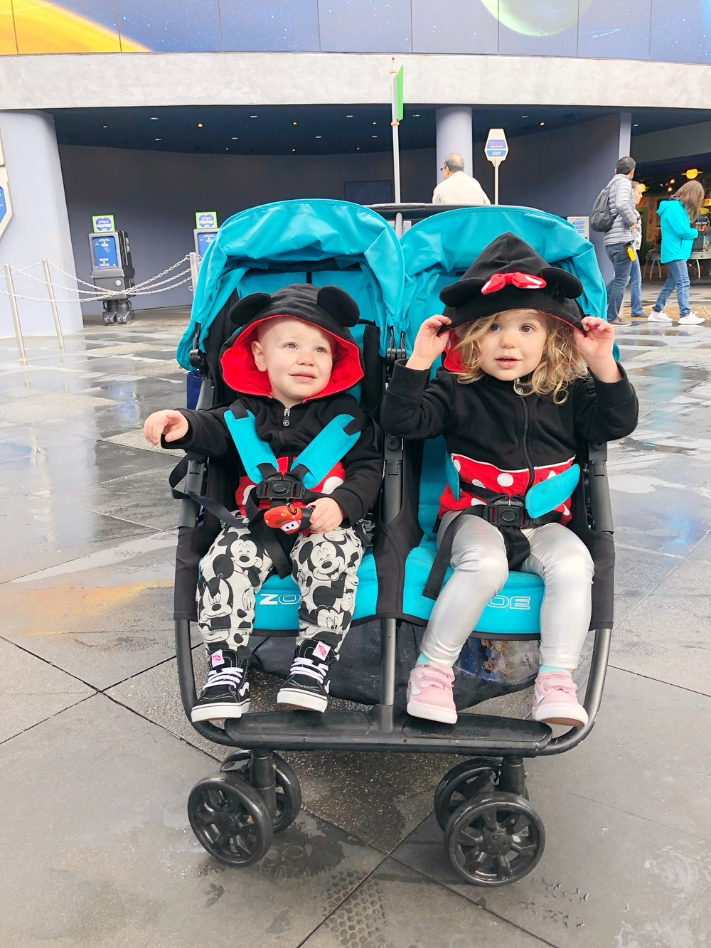 Tips For Doing Disney With Toddlers!