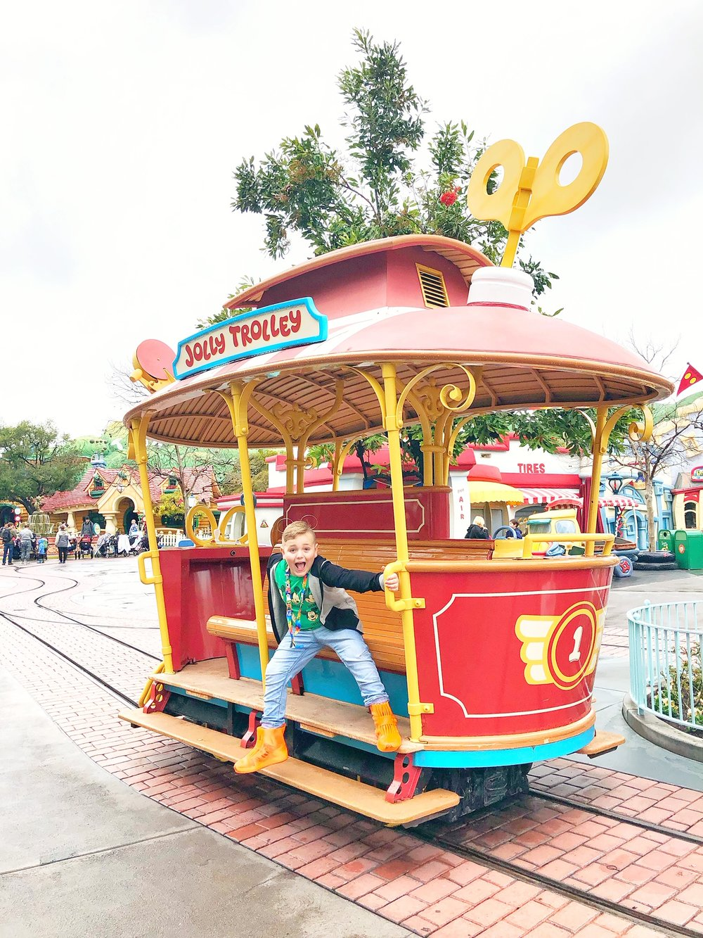 Tips For Rainy Days At Disneyland!
