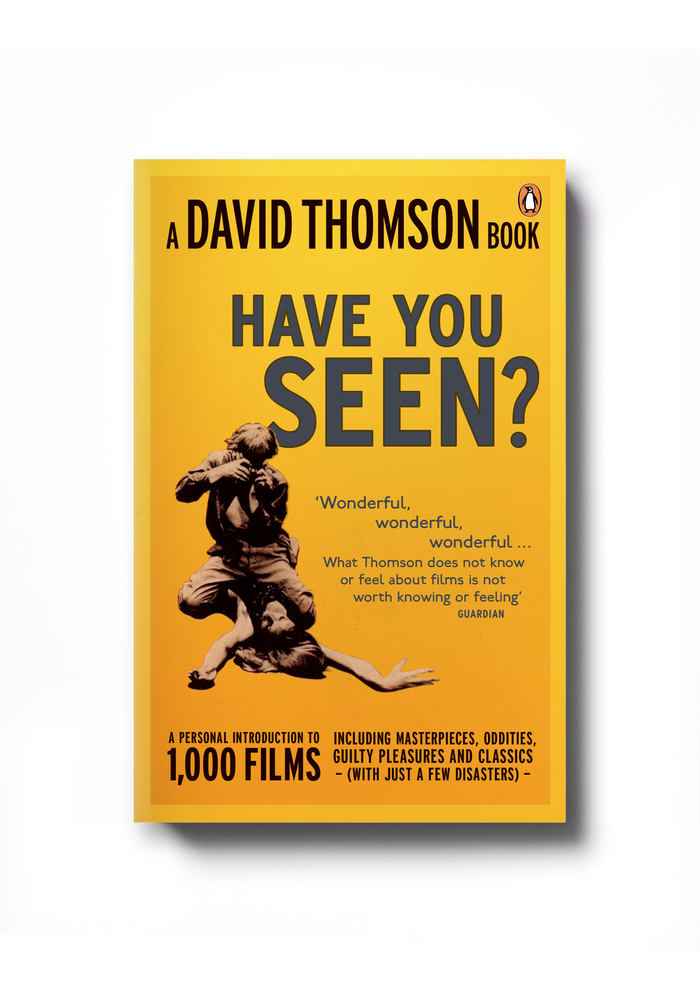 Have You Seen? by David Thomson -  Design: Jim Stoddart