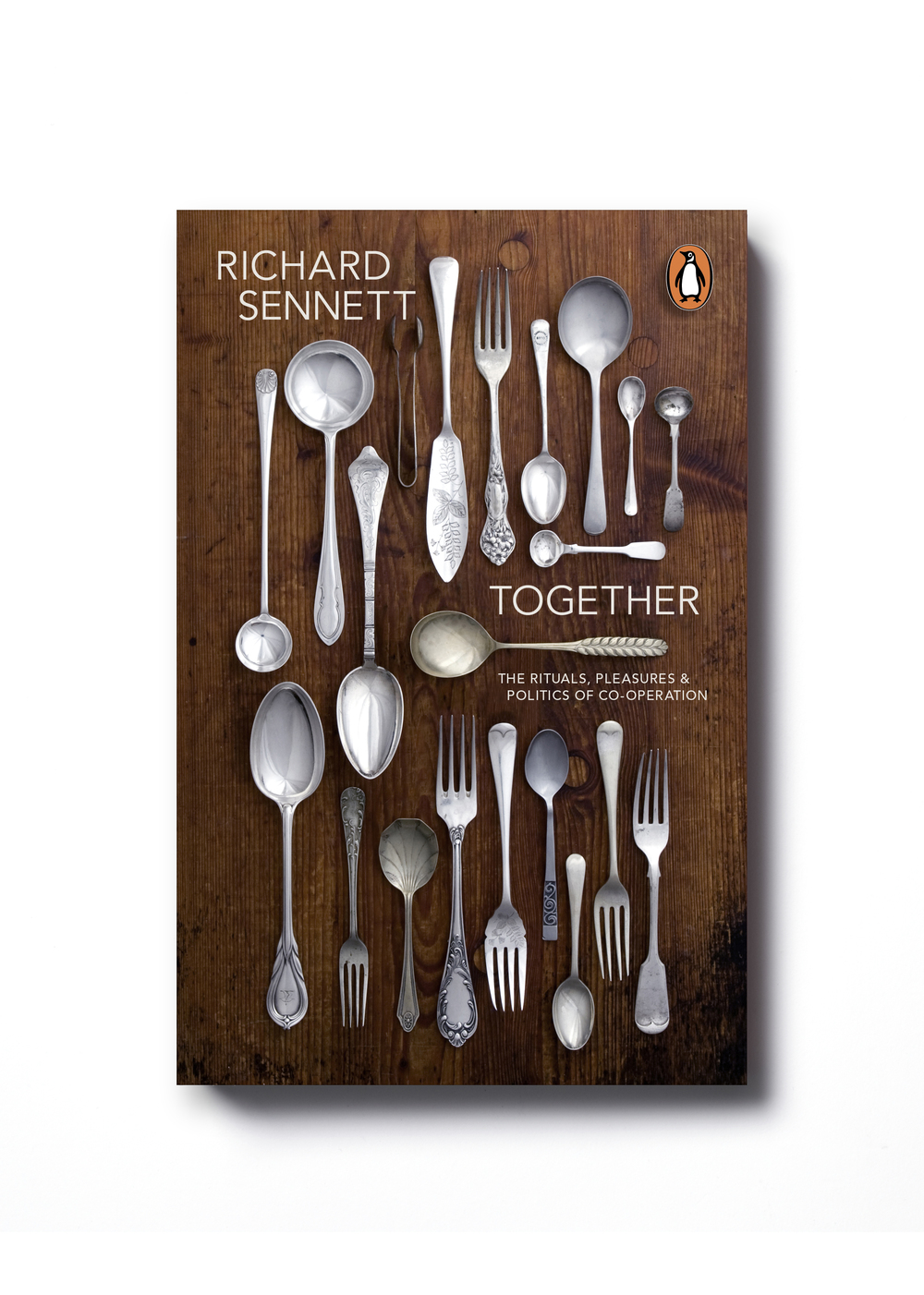 Together by Richard Sennett - Design: Jim Stoddart