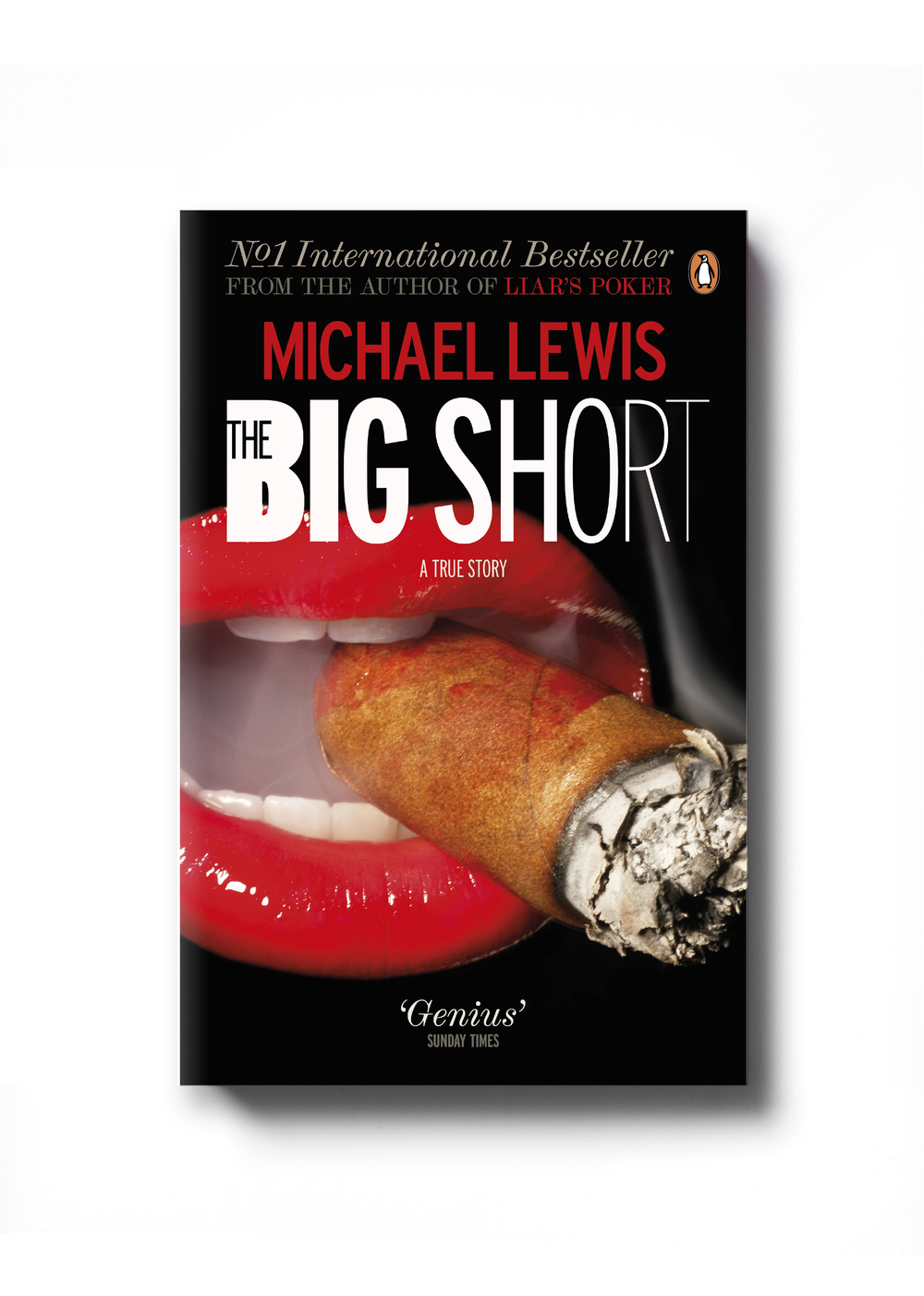The Big Short by Michael Lewis -  Design: Jim Stoddart