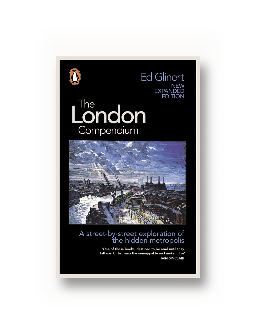 The London Compendium by Ed Gilbert - Design: Jim Stoddart Art: Paul Simonon