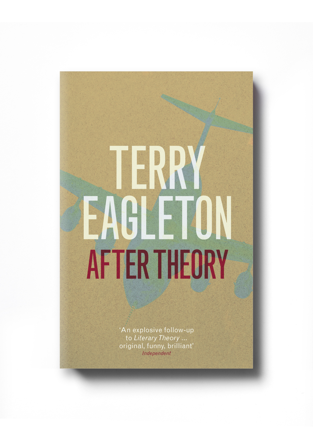 After Theory by Terry Eagleton - Design: Jim Stoddart