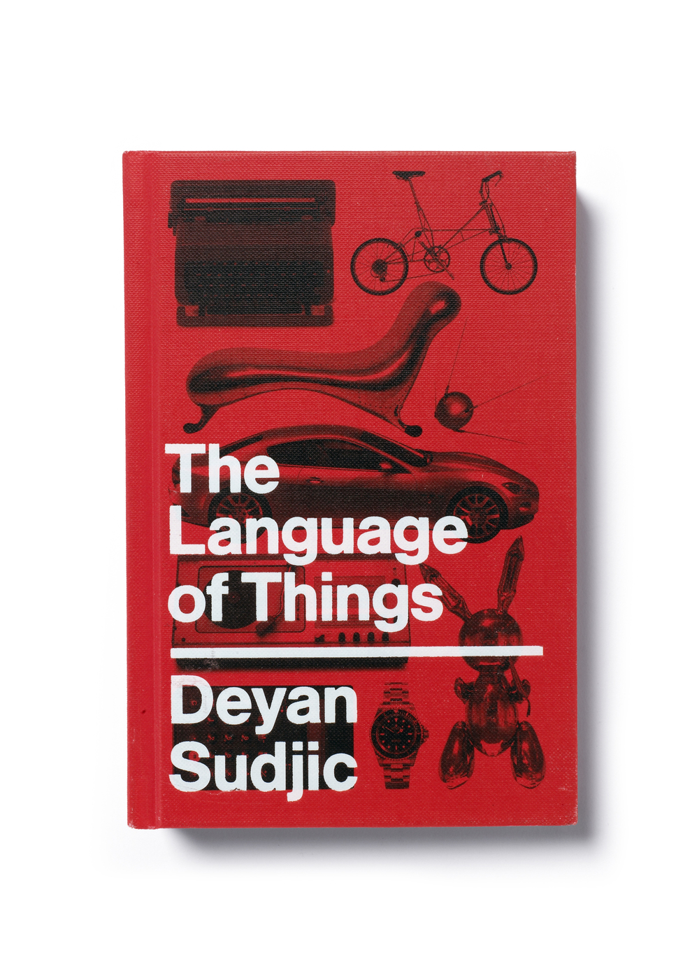 The Language of Things by Deyan Sudjic - Art Direction: Jim Stoddart Design: Yes Studio