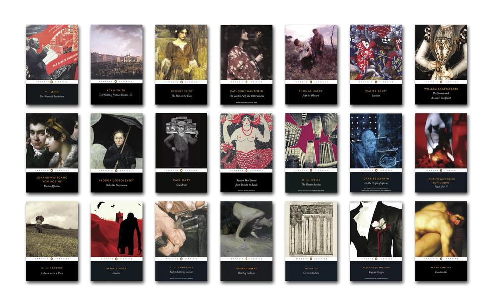 Penguin Classics 'Black' series template - Art Direction: Jim Stoddart Design & concept: Angus Hyland/Pentagram Typography: Paul Buckley Picture Research: Samantha Johnson Isabelle De Cat Artworking: Arran Elvidge