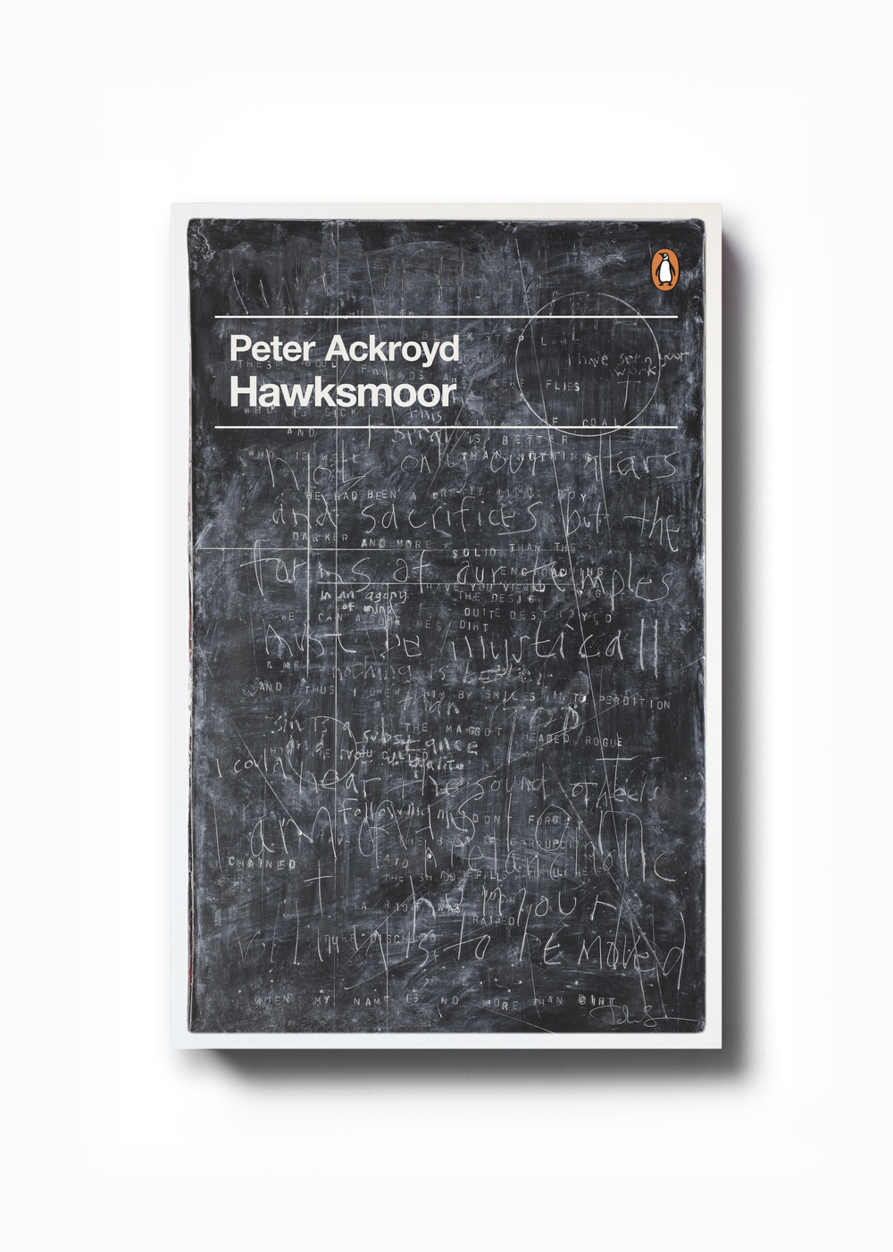 Hawksmoor by Peter Ackroyd (Penguin Decades series) - Art: John Squire Design: Jim Stoddart