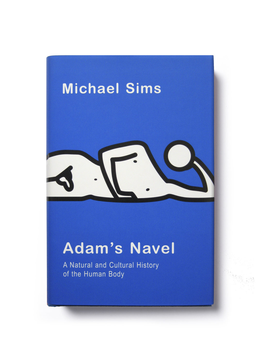 Adam's Navel by Michael Sims - Art: Julian Opie Design: Jim Stoddart