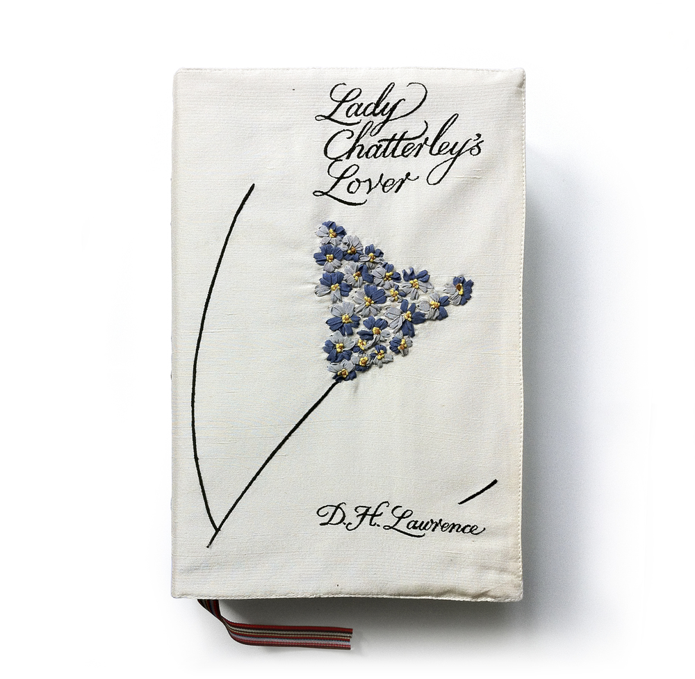 Lady Chatterley's Lover by D. H. Lawrence (Penguin Classics 60th anniversary hardback) - Art Direction: Paul Smith Design: Alan Aboud