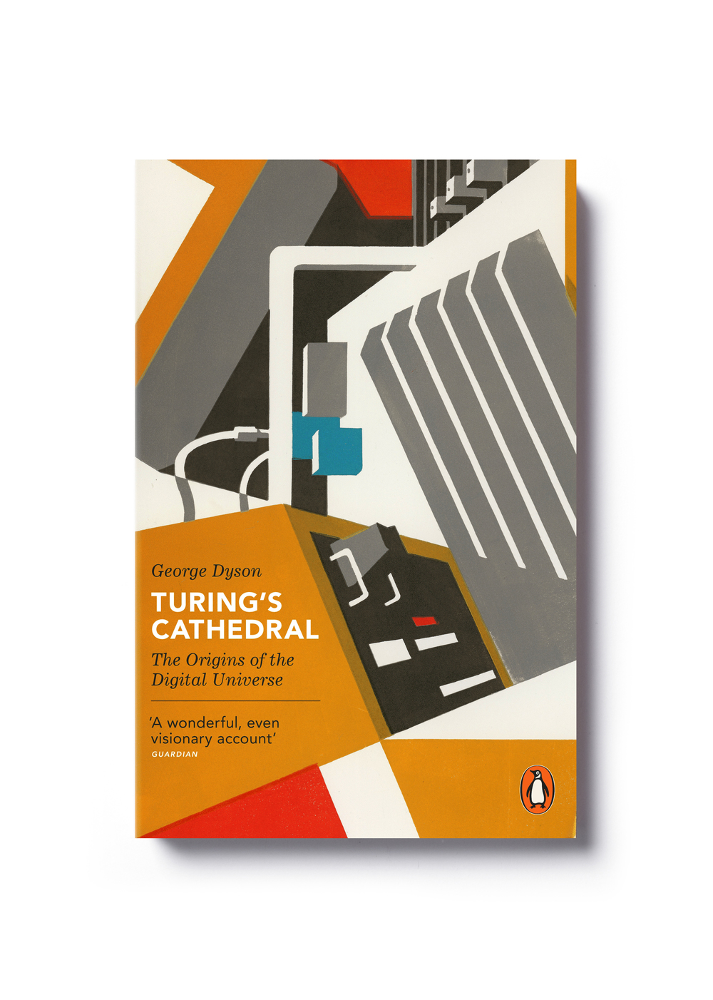Turing's Cathedral  by George Dyson - Art Direction: Jim Stoddart Art: Paul Catherall Design: Matthew Young