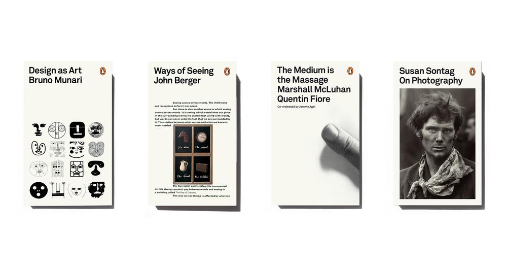 Penguin design series - Art Direction: Jim Stoddart Design: Yes Studio