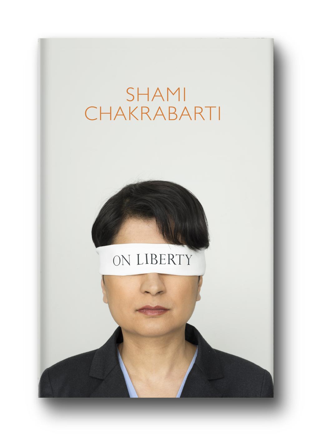 On Liberty by Shami Chakrabarti - Art Direction/Design: Jim Stoddart Photography: Paul Stuart