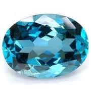 Swiss Blue, courtesy of Gem Stone Company