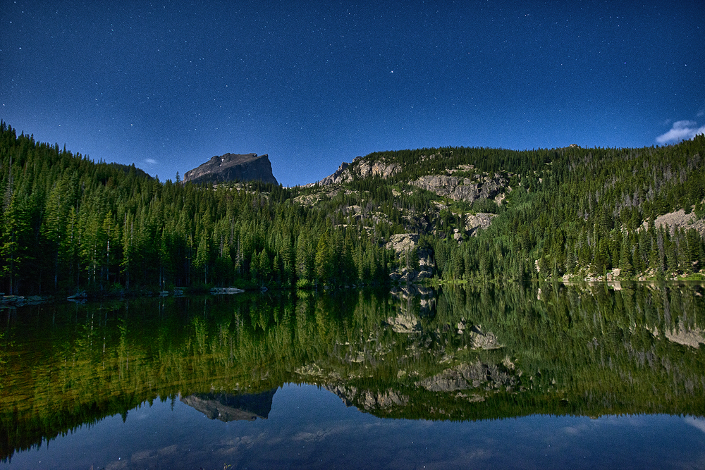 """Midnight at Bear Lake"""