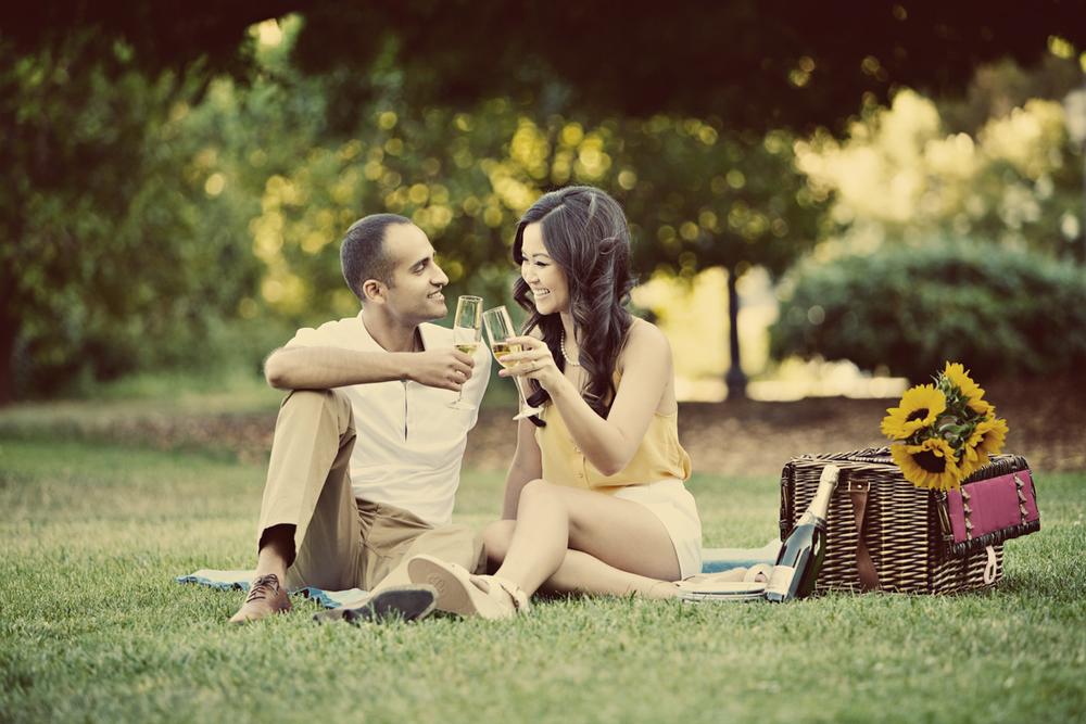 Laline & Ricardo's Engagement