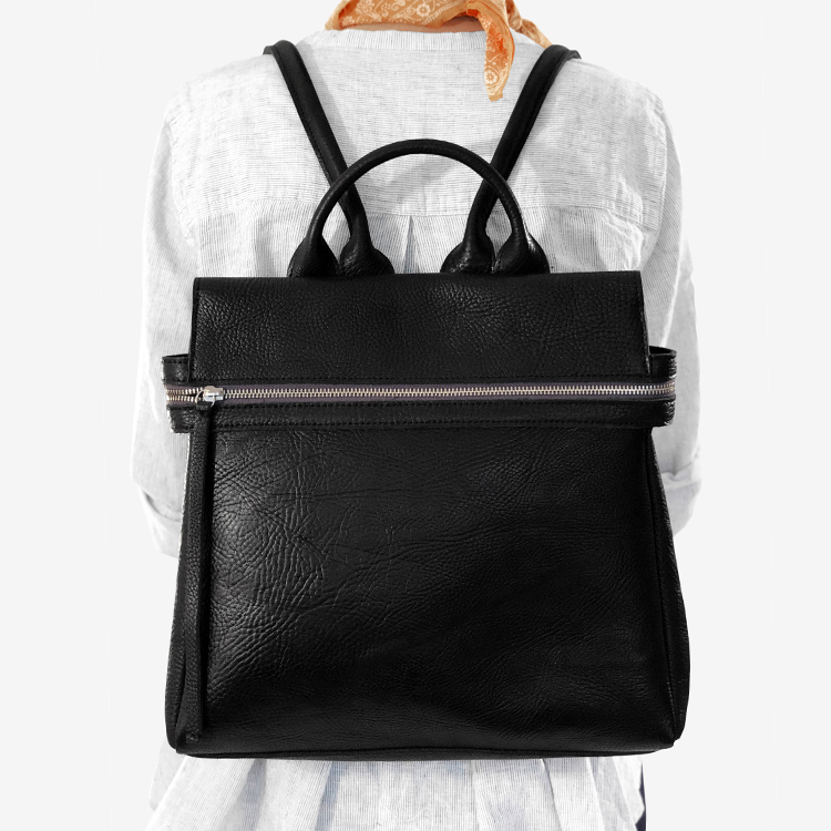 63b39516dd Bryant Backpack in Black — Maria Castelli