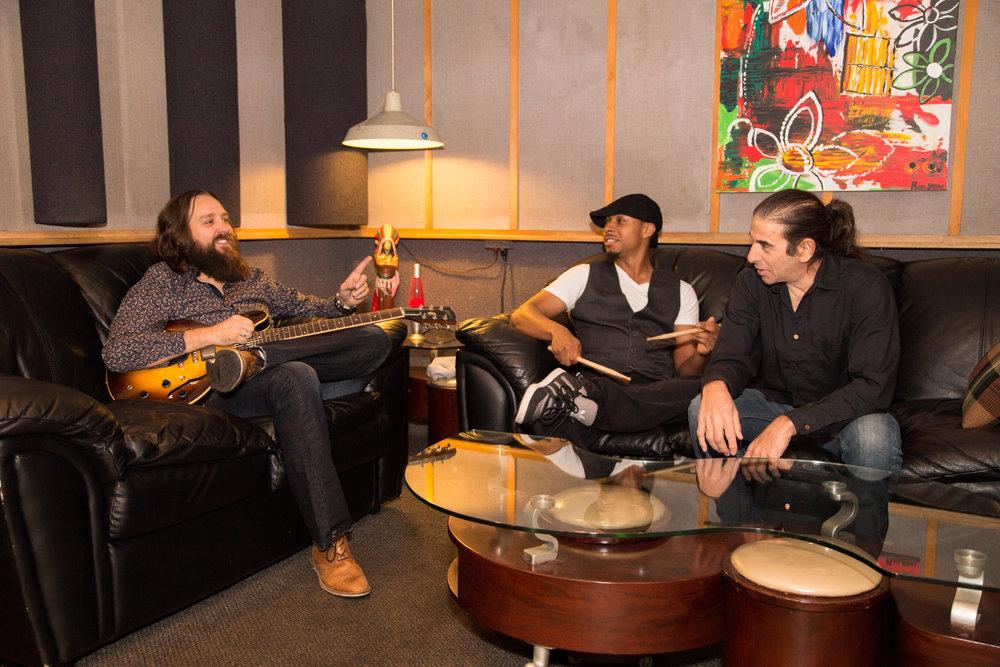 Jeff Jensen Band, Ardent Studios - 2018