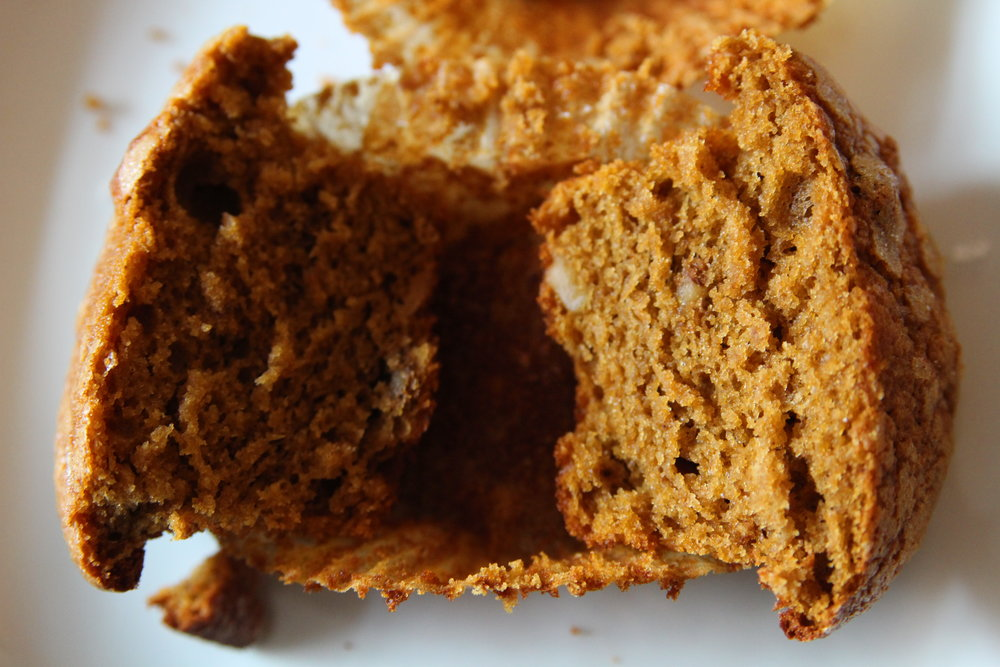 Pumpkin muffin recipe from Joanne Chang's Flour: Spectacular Recipes from Boston's Flour Bakery + Cafe