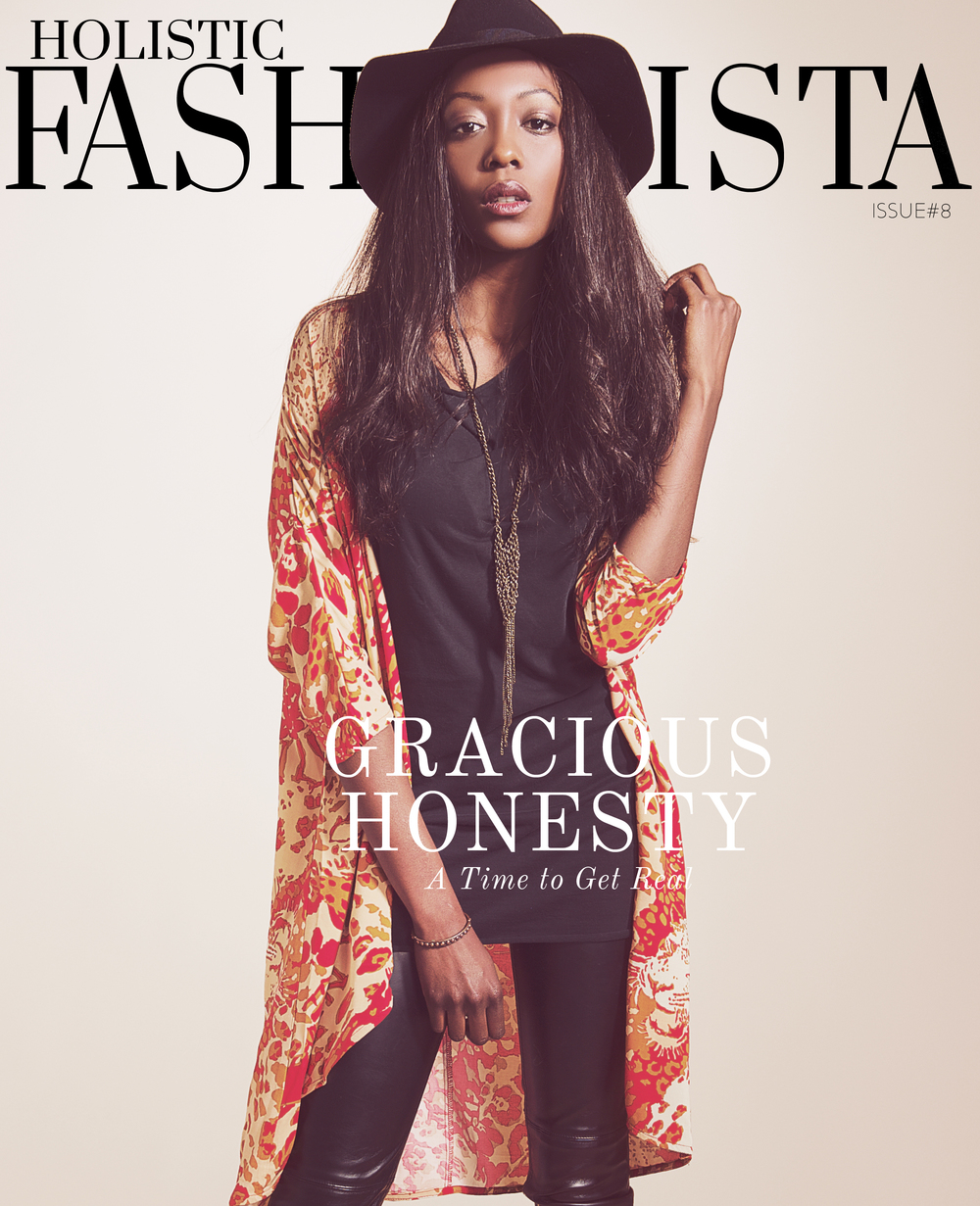 Holistic Fashionista Magazine: Issue #8