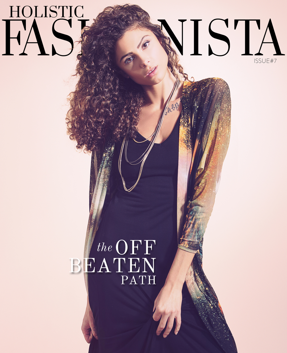 Holistic Fashionista Magazine Issue #8