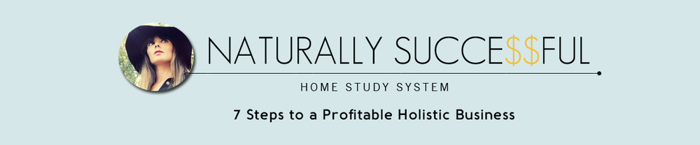 Holistic Business Naturally Successful Home Study System