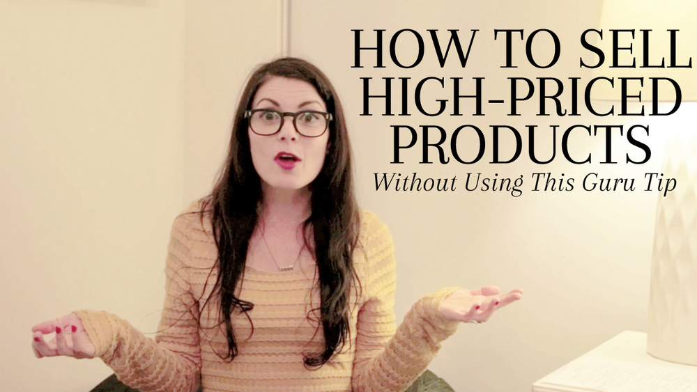 how-to-sell-high-priced-products