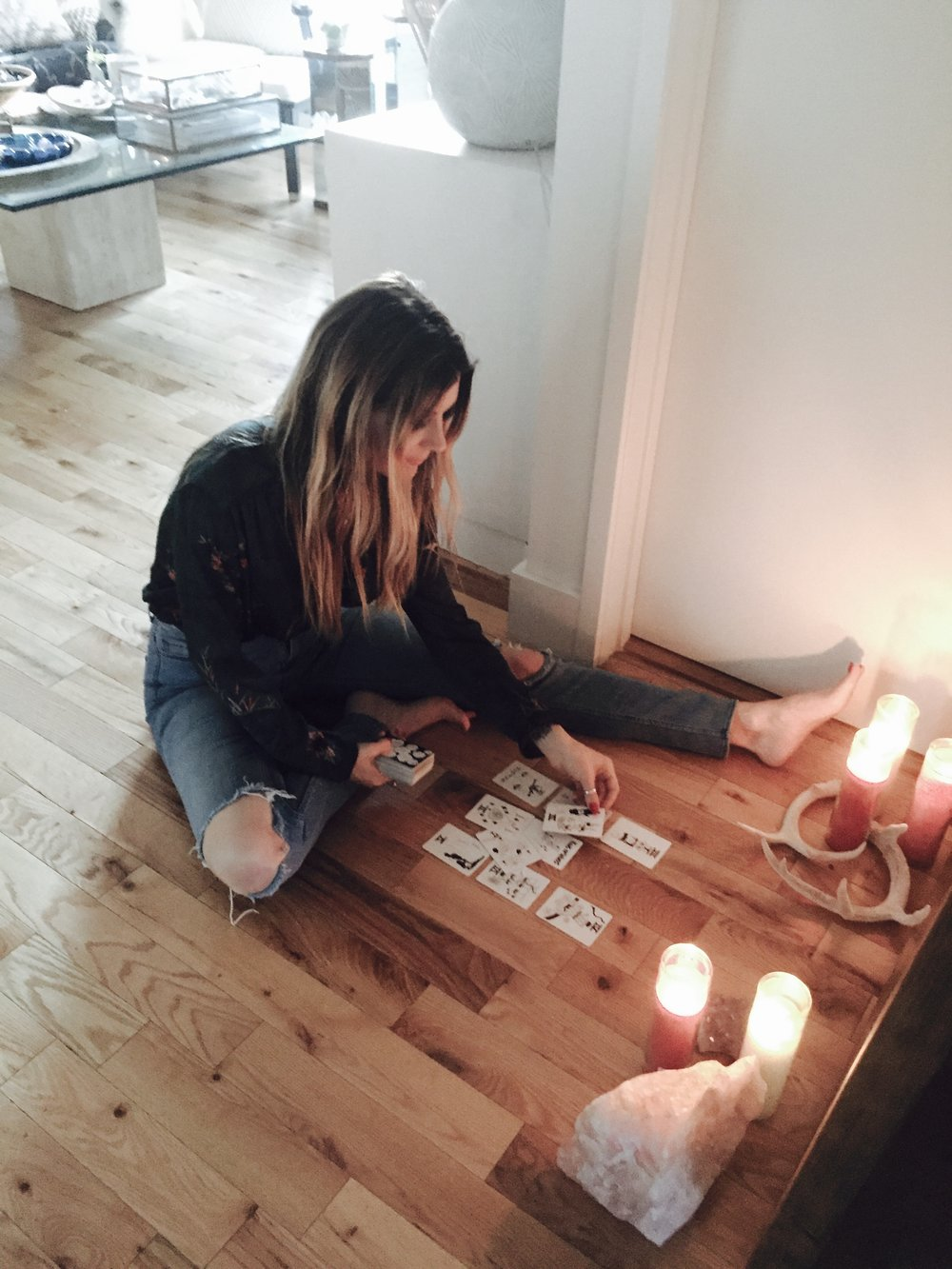 New Moon Ritual for New Beginnings