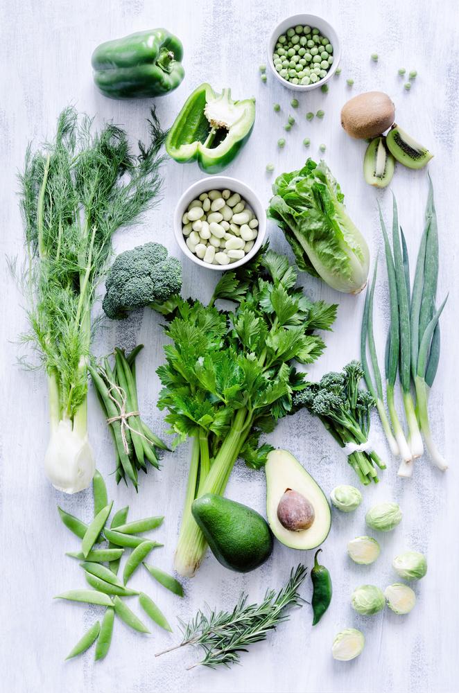 Vegan Rosemary & Lime Soup