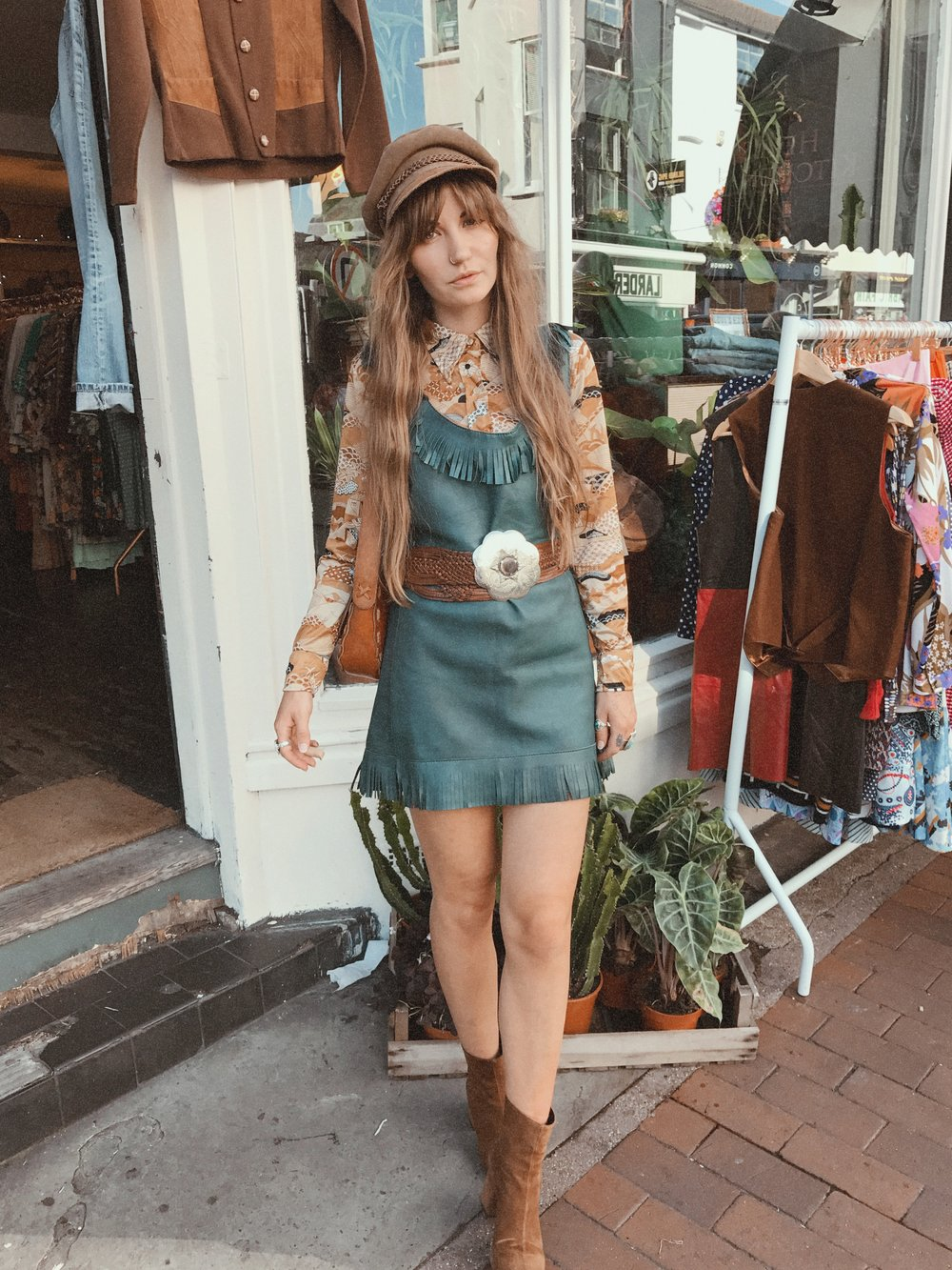 Featured Interview with Sara Louise, the Founder of Waiste Vintage