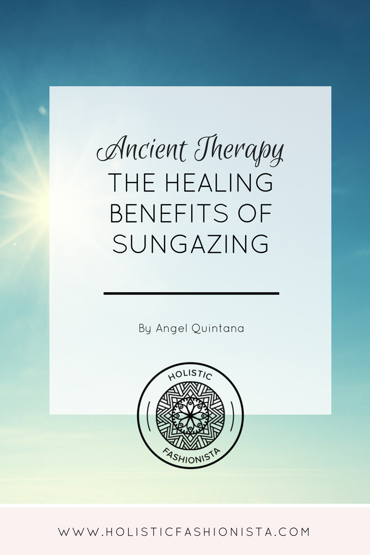 Ancient Therapy: The Healing Benefits of Sungazing