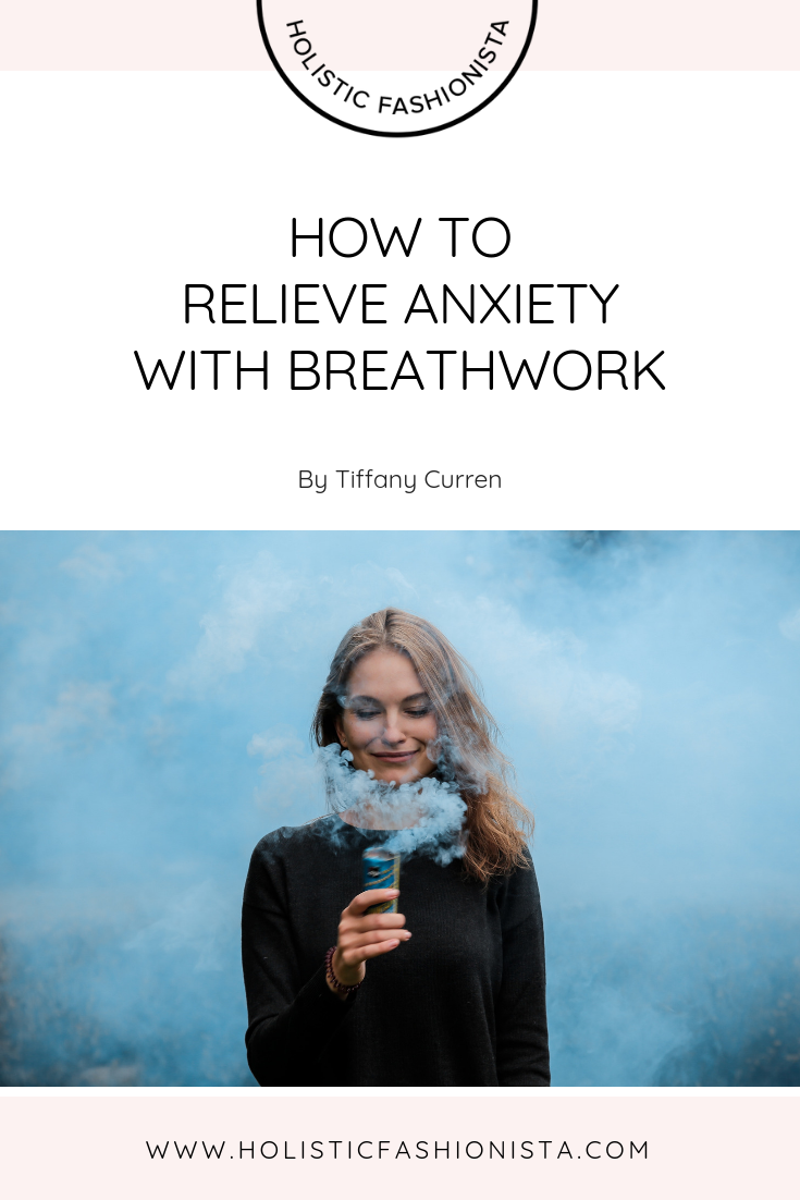 How to Relieve Anxiety with Breathwork