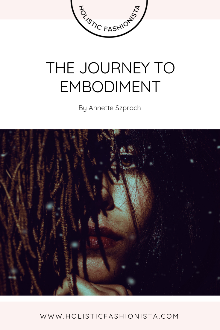 The Journey To Embodiment