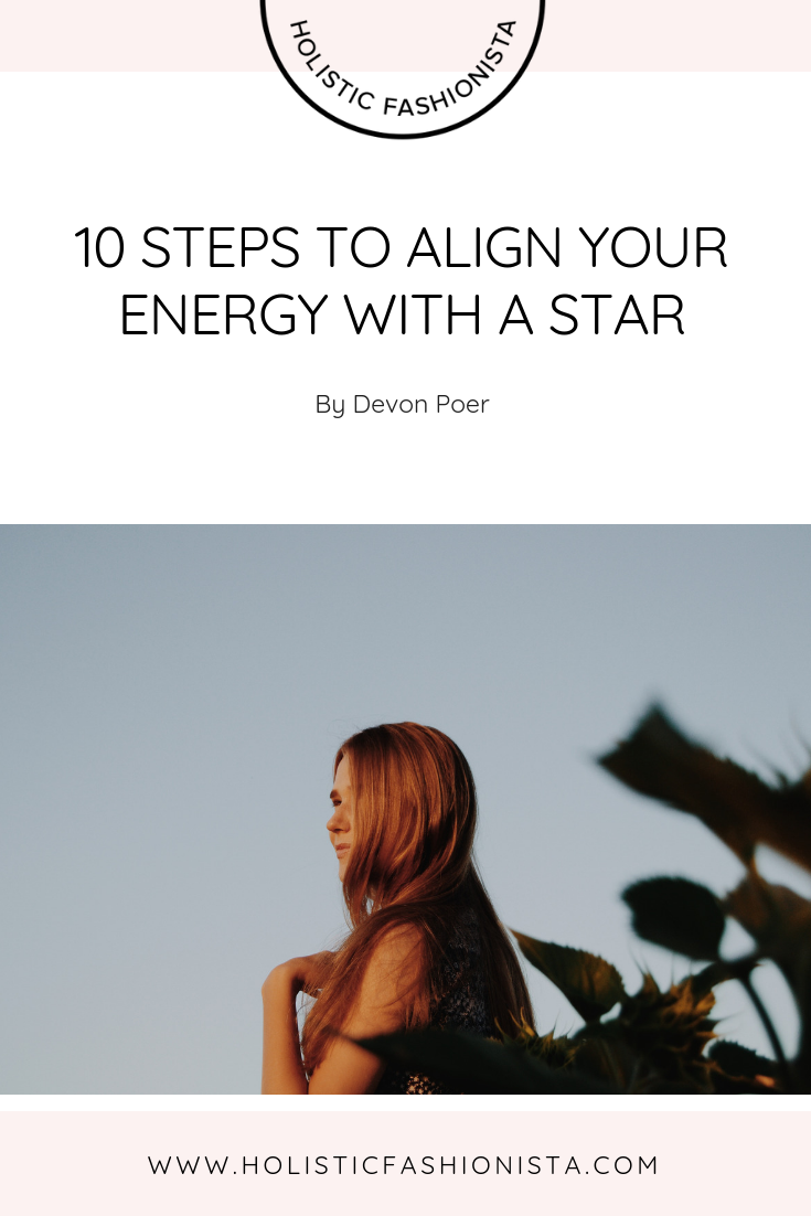 10 Step To Align Your Energy With A Star