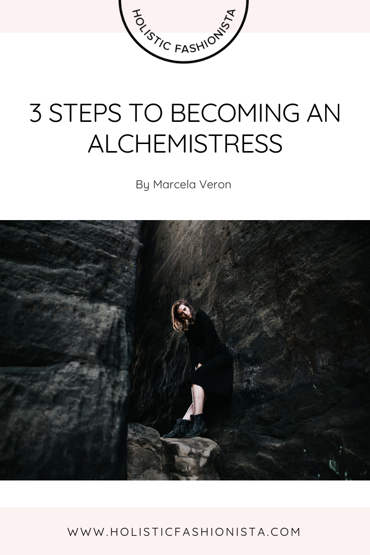 3 Steps To Becoming An Alchemistress