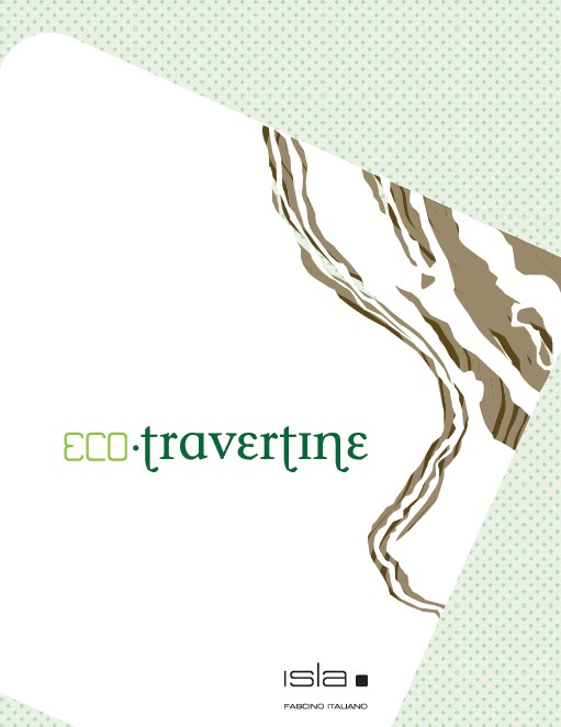 ECO-TRAVERTINE by Isla, Italy